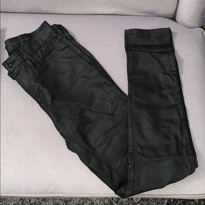 French Connection Black Skinny Jeans